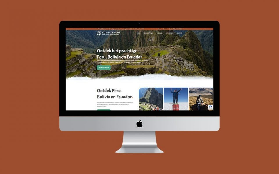 tura travel wordpress website 1
